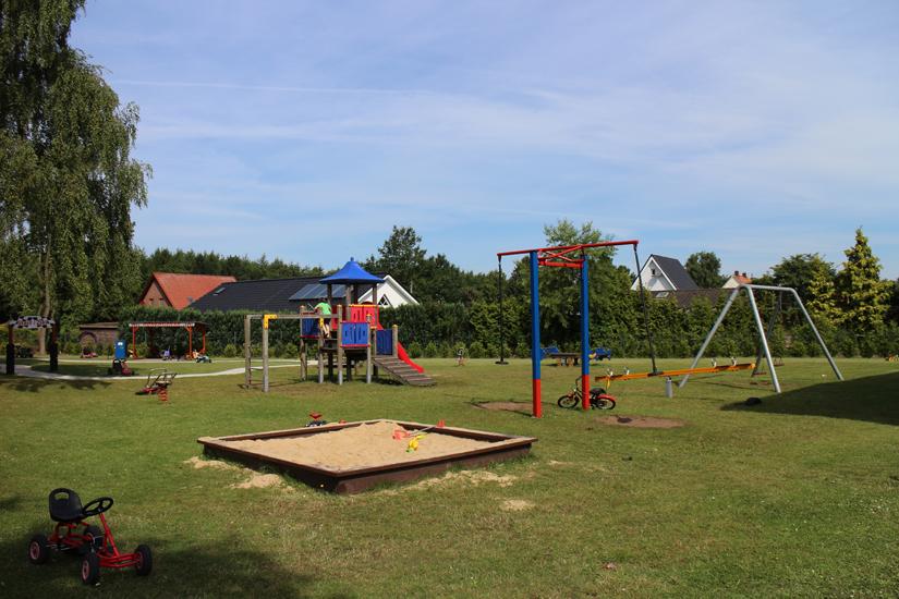 Nordholz, Beckmann Camping